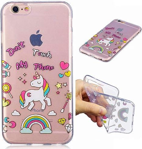 coque iphone 6 6s licorne