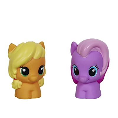 Playskool Friends My Little Pony Figure Two-Pack with Applejack and Daisy Dreams: Toys & Games