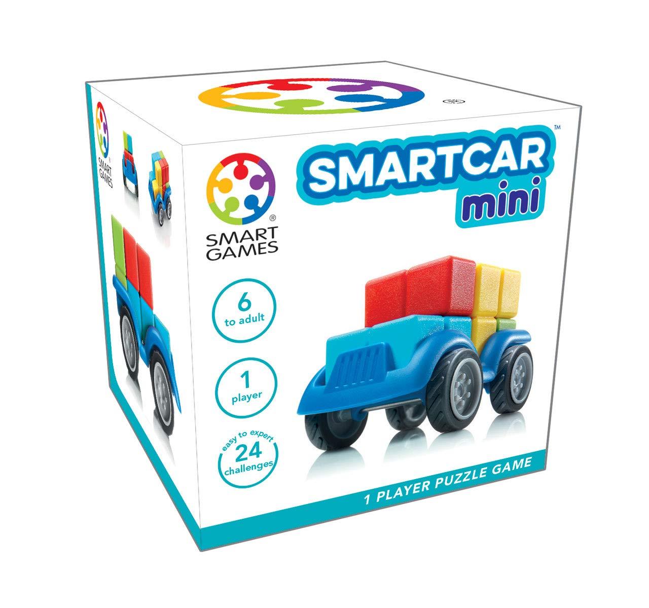 smart games SG501 Puzzle car