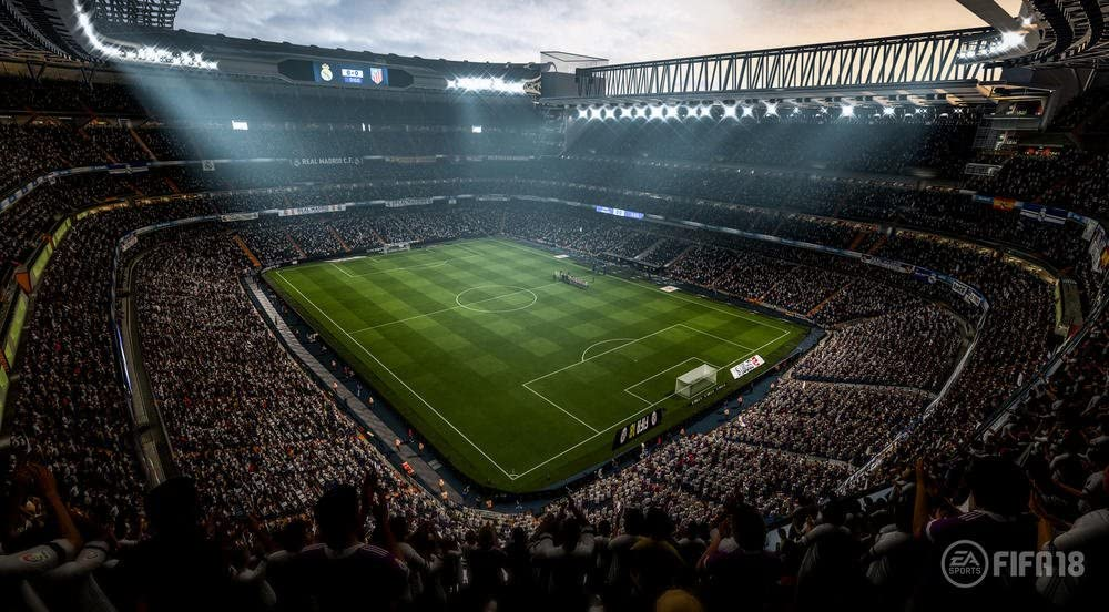 Amazon.com: FIFA 18 Standard Edition - PlayStation 4: Video Games