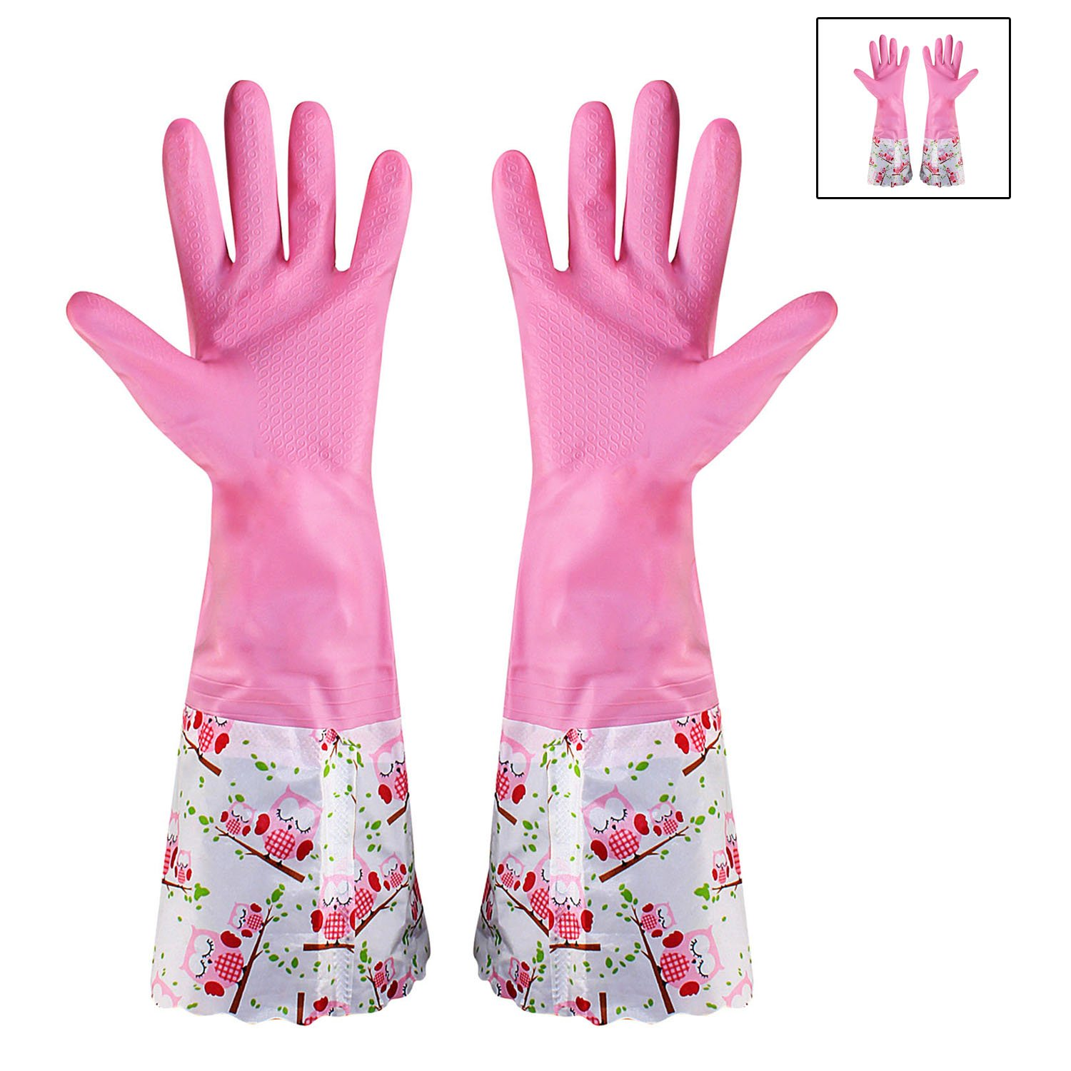 HOKIPO Hand Gloves for Kitchen