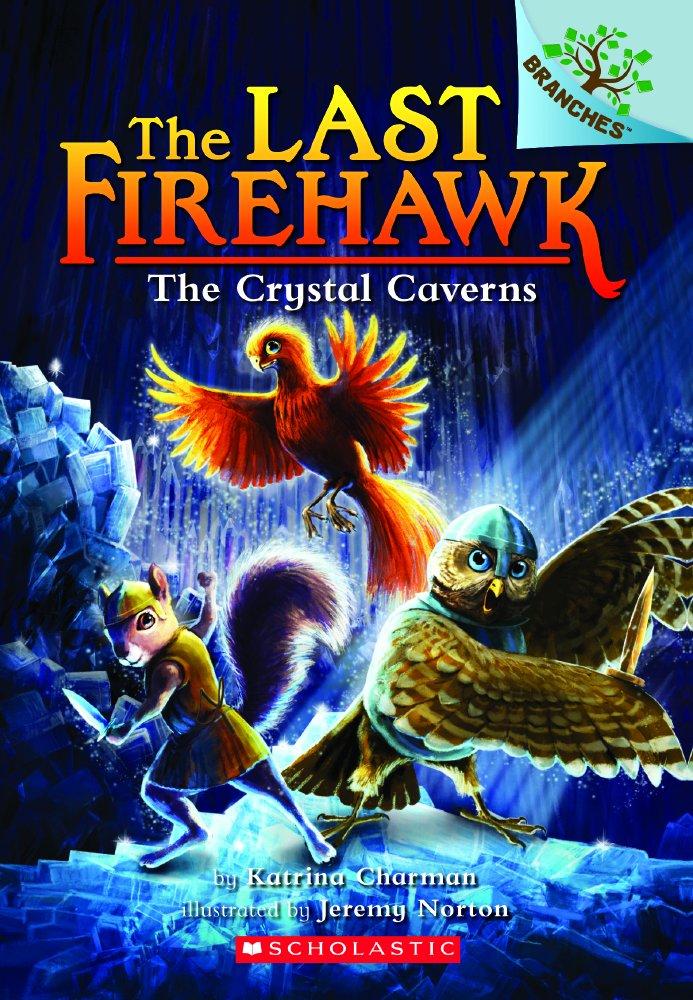 Download The Crystal Caverns (Last Firehawk) pdf epub