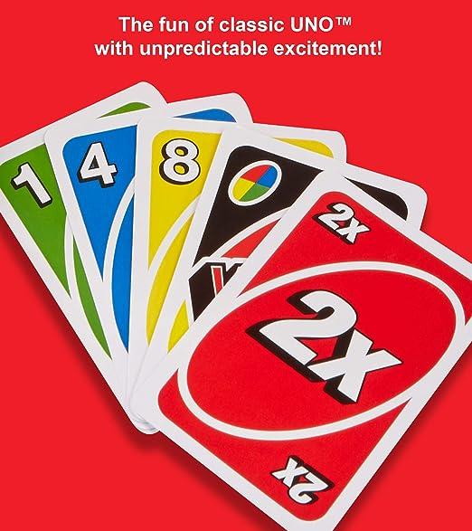 Mattel Games Uno extreme, juego de cartas (Mattel V9364) , color/modelo surtido: Amazon.es: Juguetes y juegos