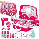 AJMERI Make Up and Jewellery Toys for Girls
