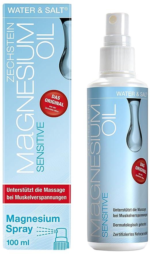 Zechstein magnesio Aceite Sensible, 100 ml / Magnesio aceite Sensible