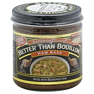 Better Than Bouillon Ham Base -- 8 oz