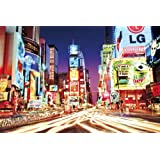 Times Square- New York Poster Print, 92x61