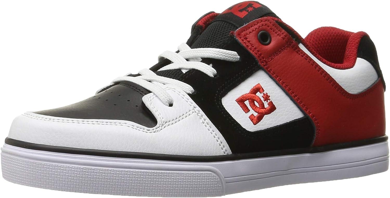 DC Shoes Boys Shoes Boy s 8-16 Pure Elastic Se Slip On Shoes Adbs300222