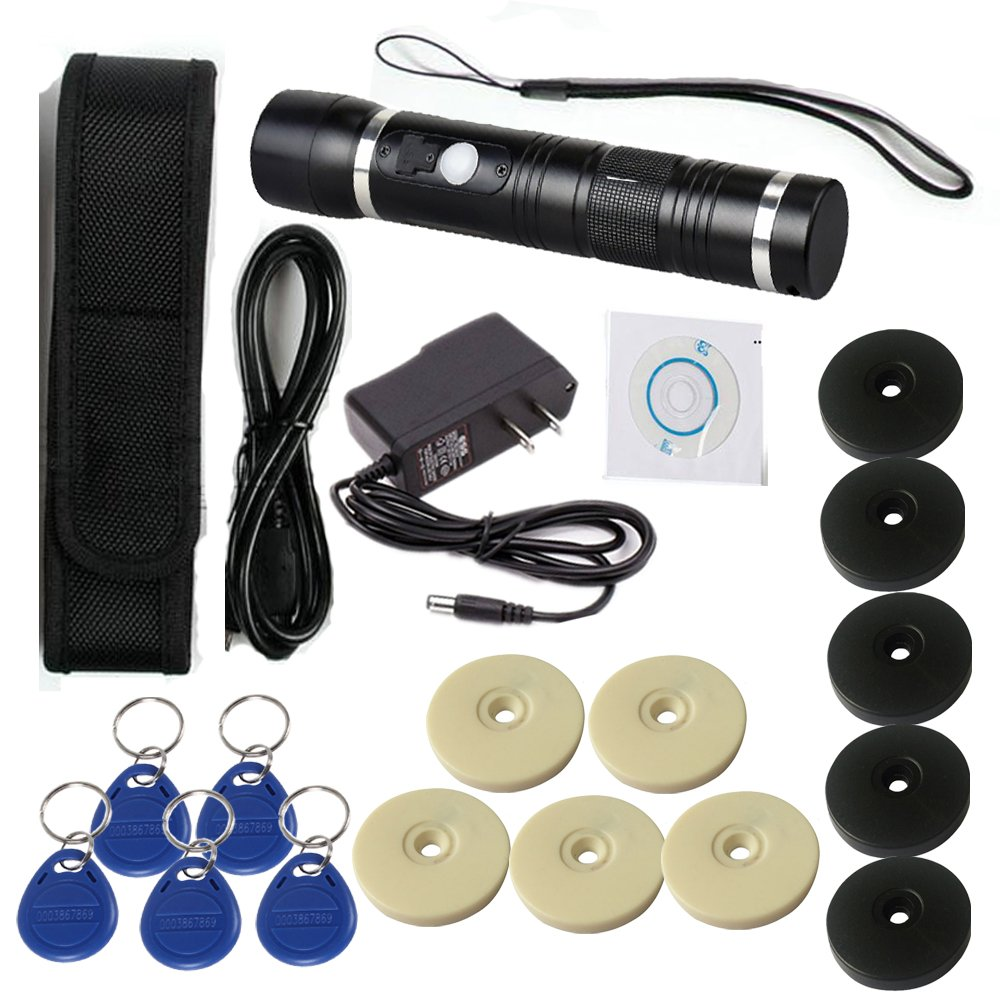 Guard Tour Patrol system RFID Inductive Security Guard Tour Patrol Monitor with Checkpoint Tag Token