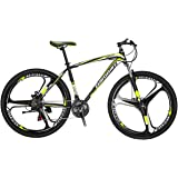 Moutain Bike TSMX1 21 Speed MTB 27.5 Inches Wheels Dual Suspension Mountan Bicycle