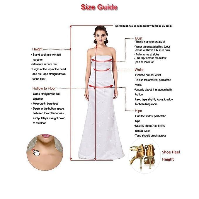 Amazon.com: Ellames Sweetheart Homecoming Beading Short Prom Dresses ...