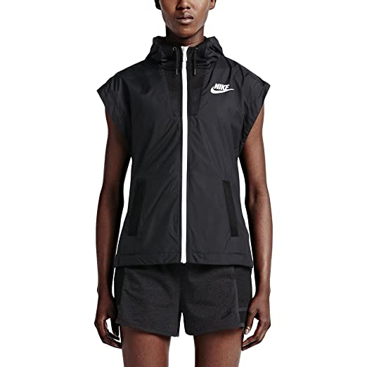 65622da901e8 Image Unavailable. Image not available for. Color  Nike Women s Tech  Hypermesh Vest Jacket