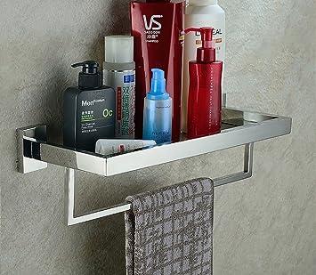 Badezimmer Regal Badezimmer-Regal 304 Edelstahl-Badezimmer ...