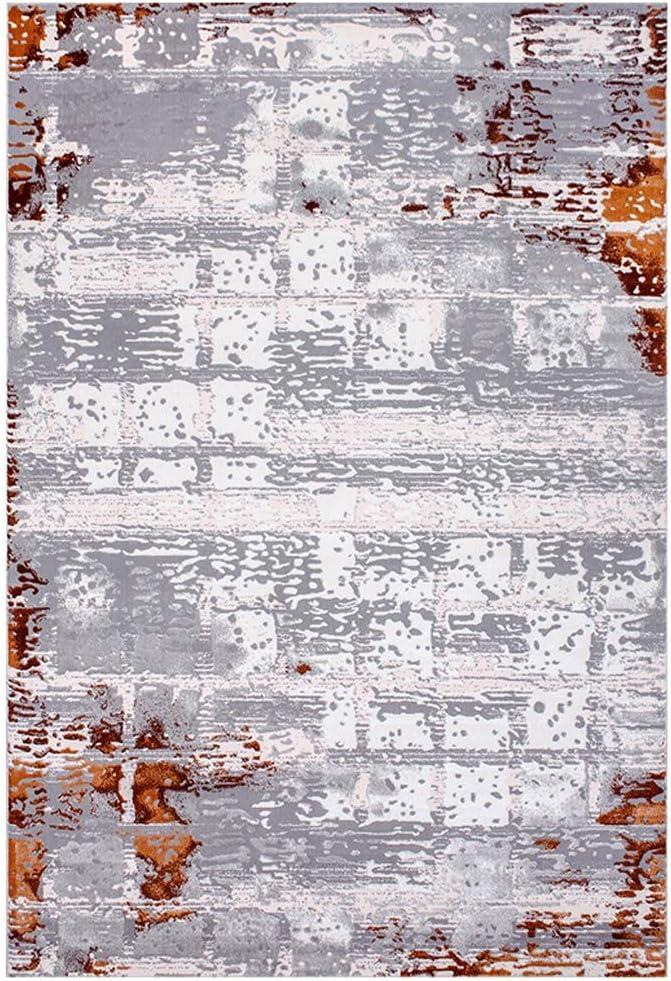 じゅうたん- 近代的なミニマリストのヨーロピアンスタイルのカーペットリビングルームのベッドルーム肥厚暗号カーペット (Color : 006, Size : 2x2.9m)