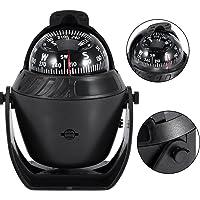Auto Boot Marine Kompas Elektronische Navigatie Explorer Bal Digitale Dashboard LED Fluorescerende Clinometer met…