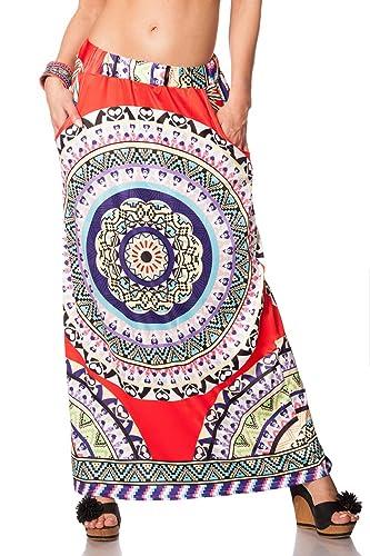 Angies Glamour Fashion - Falda - para mujer