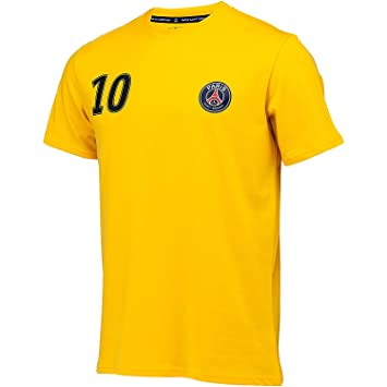 low priced 273c4 384c5 WEEPLAY Neymar T-Shirt Official PSG Paris St Germain (Yellow ...