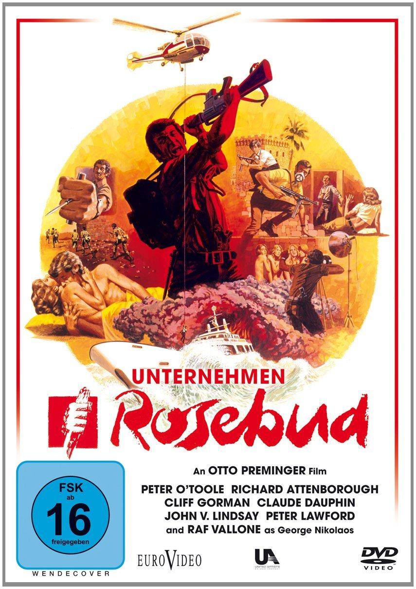 Unternehmen Rosebud: Amazon.de: Peter O\'Toole, Lord Richard ...