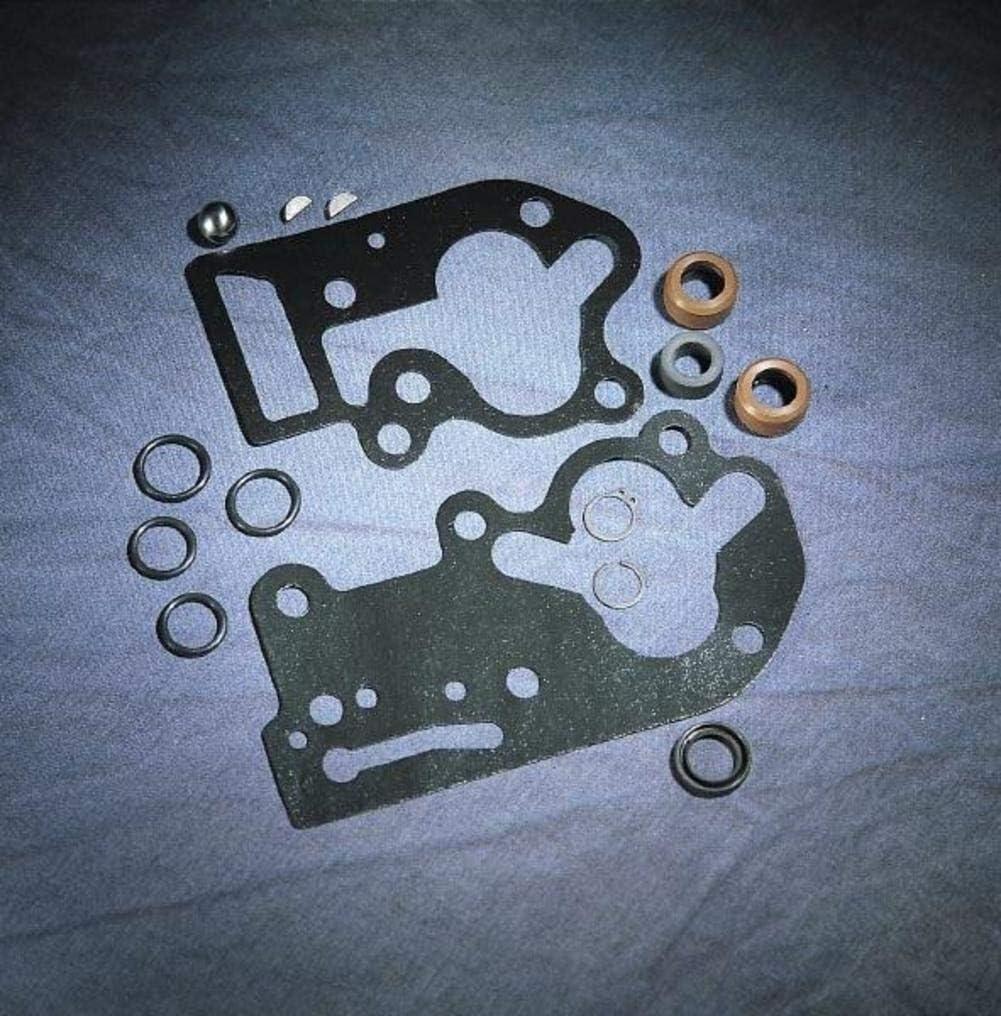 James Gasket Oil Pump Gasket//Seal Repair Kit with Paper Gaskets JGI-92-FLH