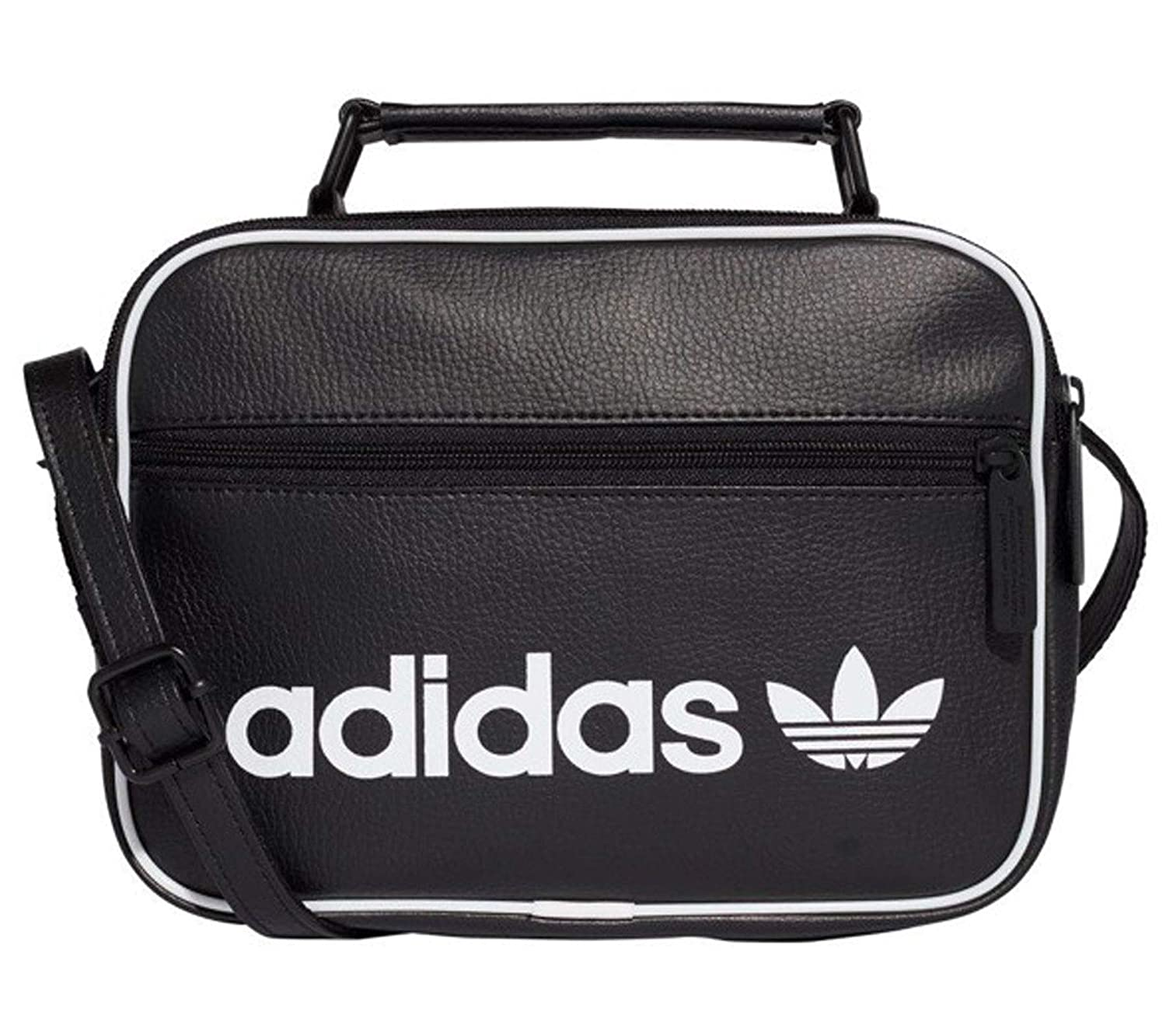9019a09af352 adidas Unisex s Mini Airliner Vintage Messenger Bag