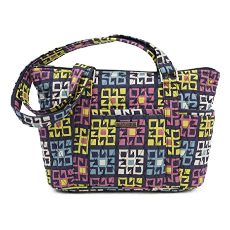 Amazon.com: Bella Taylor Mini Shopper Mini Bolsa de hombro ...