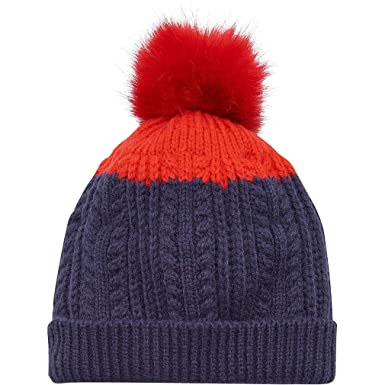5bf41d18a Joules Girl's Bobble Hat
