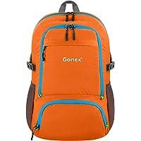 Gonex 30L Lightweight Packable Handy Travel Hiking Backpack (Orange)