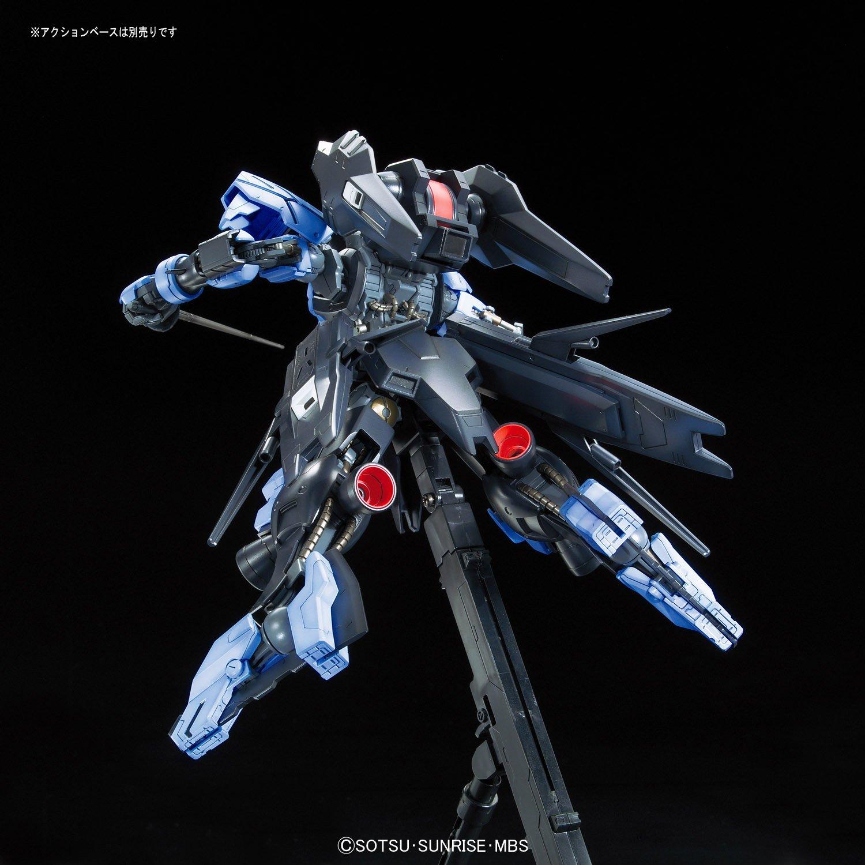 1//100 Scale 2nd Season Building Kit Bandai Hobby HG Full Mechanics Gundam Vidar IBO BLVAO BAN212195