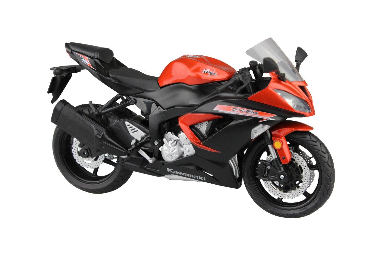 Skynet moto 1/12 productos terminados Kawasaki Ninja ZX-6R ...