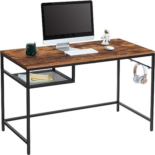 Yifeel Computer Desk 47.2″ Writing Desk
