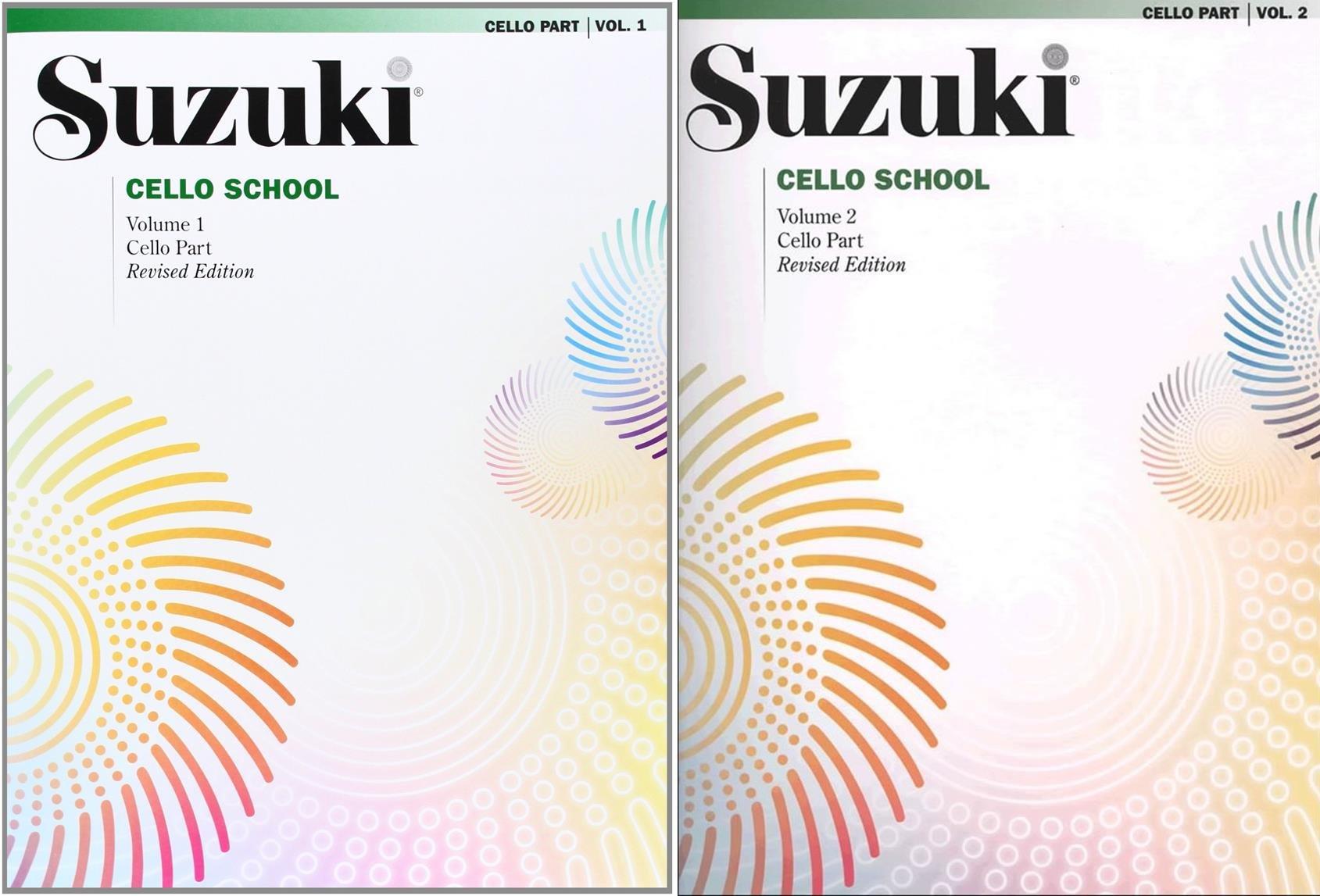Download Suzuki Cello School Cello Part, Volume 1 & 2 (Revised) ebook