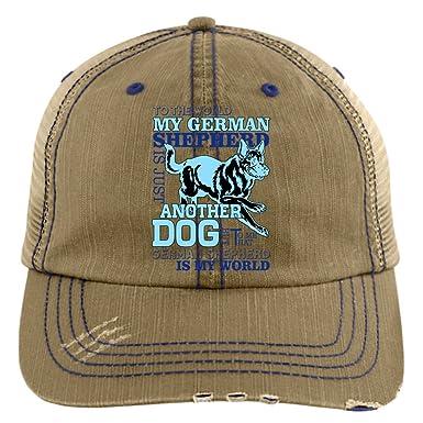 fc7e5ae30bd I Love My German Shepherd Hat