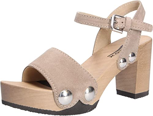 Softclox S3337 EILYN Damen Schuhe Sandaletten Taupe