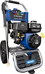 Westinghouse Outdoor Power Equipment WPX3200 Gas Powered Pressure Washer 3200 PSI