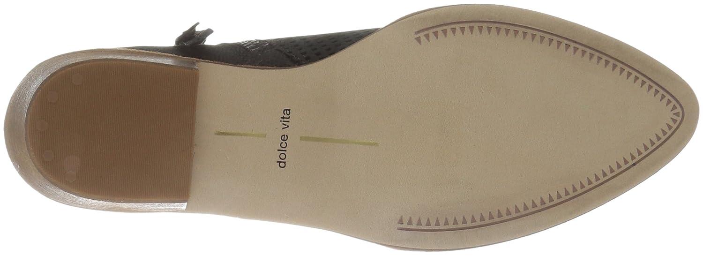 Dolce Vita Women's Sahira Ankle Bootie B01K5TQ5VI 8 B(M) US|Anthracite