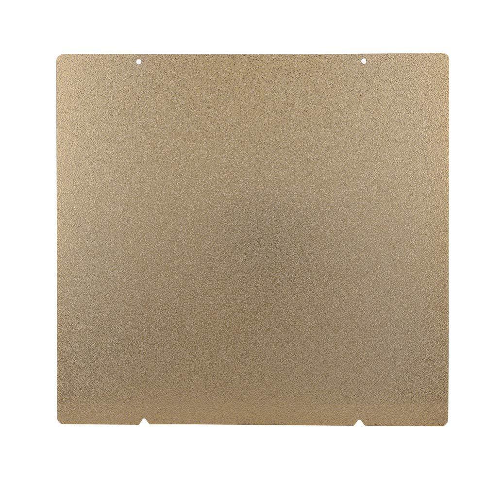ASHATA Accesorio de Impresora 3D MK52 Placa de Acero en Polvo de ...