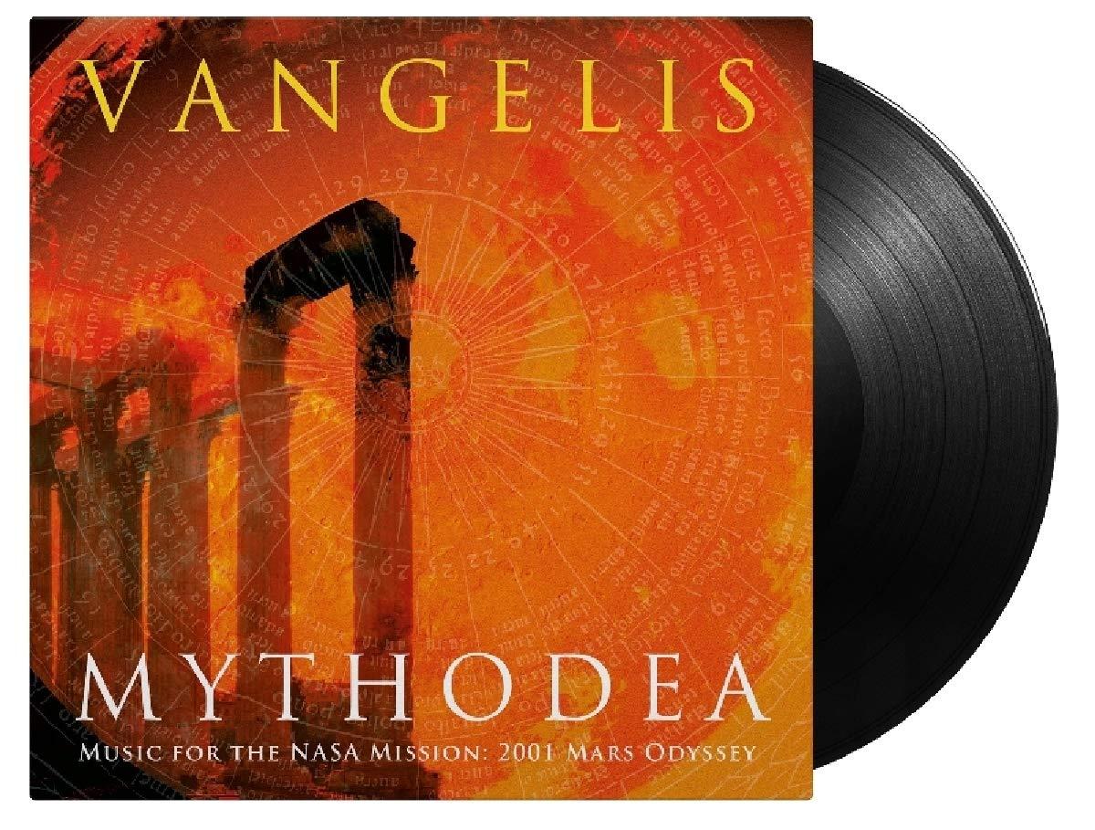 Vinilo : Vangelis - Mythodea (music For The Nasa Mission: 2001 Mars Odyssey) (180 Gram Vinyl, Gatefold LP Jacket)