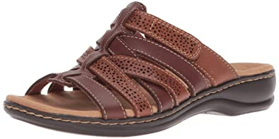 aa4fe4134dccfd Clarks Women s Leisa Field Flat Sandals  Amazon.ca  Shoes   Handbags