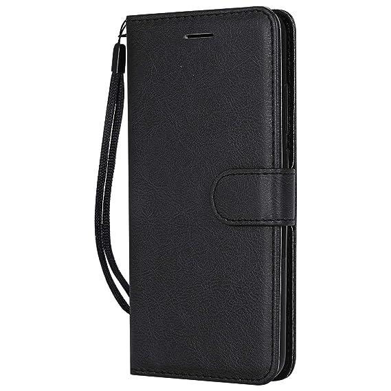 Leuchtmittel Blau Elektroinstallation DENDICO Xiaomi Redmi 5A Hülle Premium Leder Schutzhülle Tasche Case mit Kartensteckplätzen für Xiaomi Redmi 5A Brieftasche Lederhülle im Bookstyle