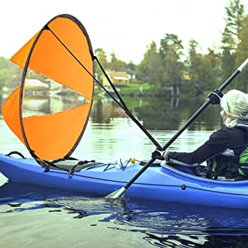 GFEU Downwind Kayak – Vela de Pádel, 42