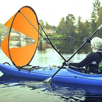 GFEU Downwind Kayak - Vela de Pádel, 42