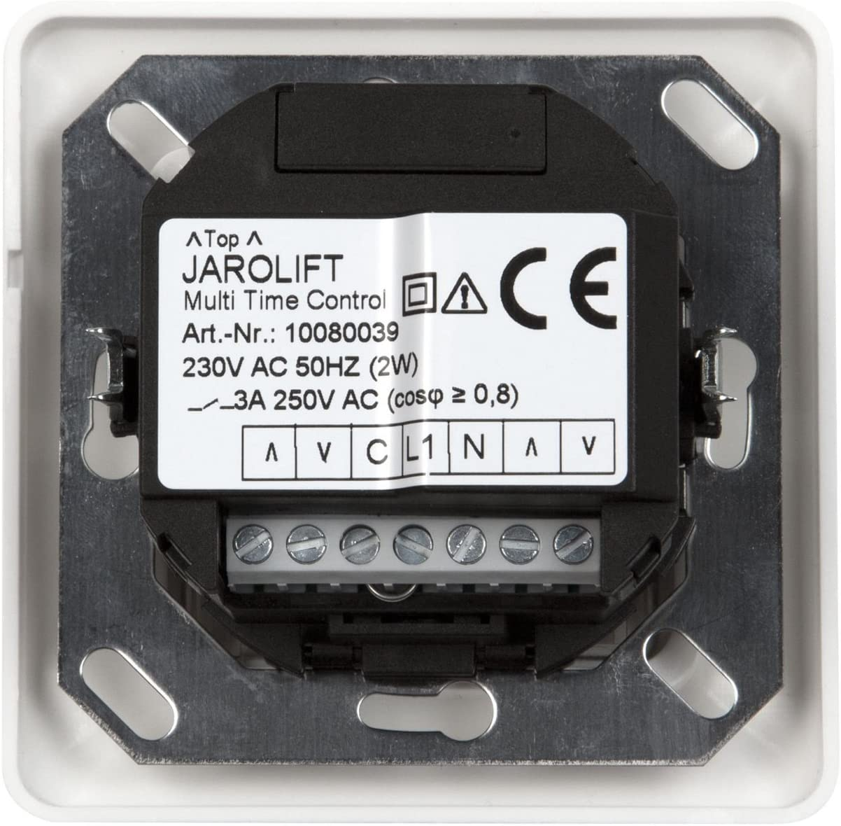 Vestamatic Multi Time Control Zeitschaltuhr inkl JAROLIFT Lichtsensor 2m