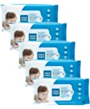 Mee Mee Baby Gentle Wet Wipes ((72 Pcs,Pack of 05), Aloe Vera Wet Wipes)