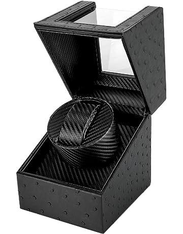 Cajas giratorias para relojes   Amazon.es