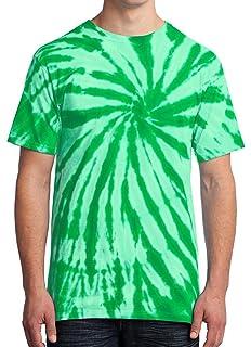 634c85944ea1 GoldenGateTees Tie Dye Style T-Shirts for Men and Women - Fun   Multi Color