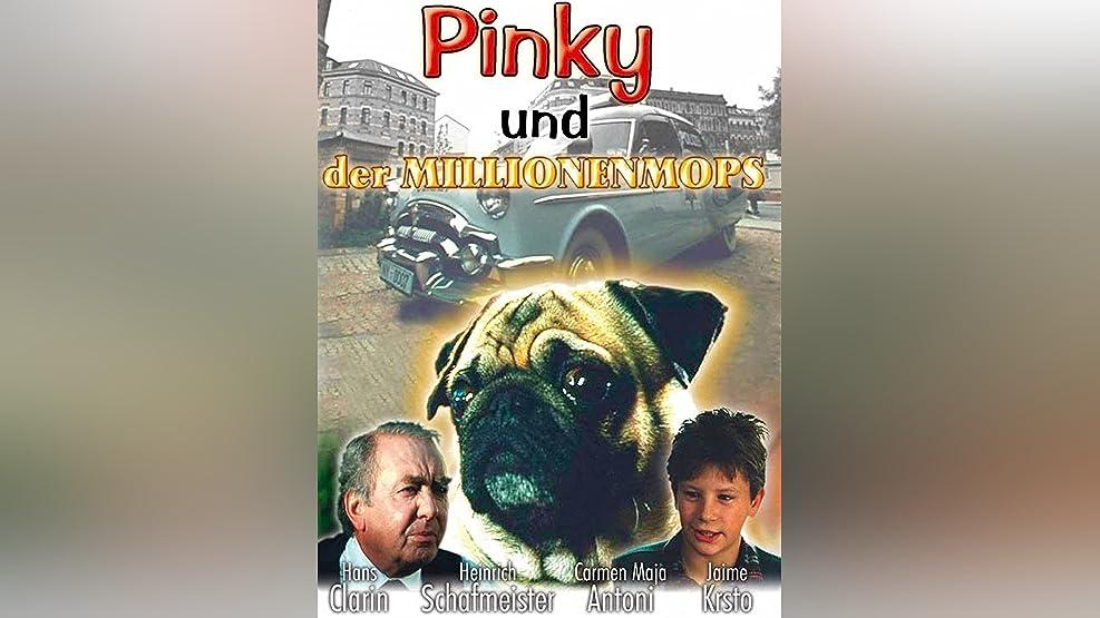 Pinky und der Millionenmops