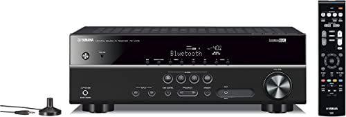 Yamaha RX-V379BL 5.1-Channel A V Receiver with Bluetooth