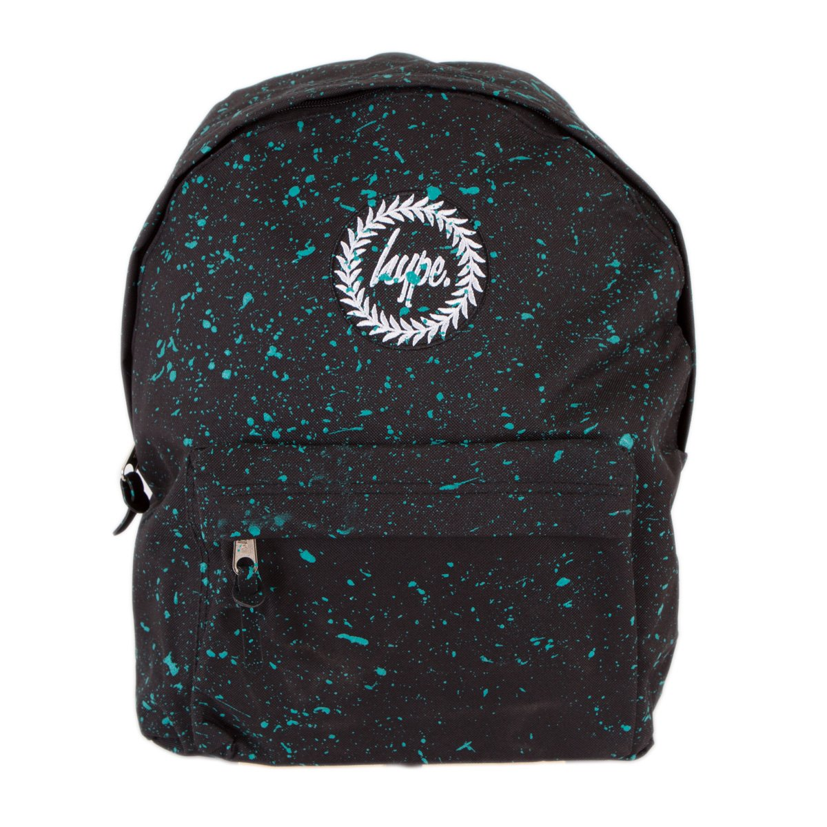 Hype Black Mint Speckle Backpack Rucksack Bag - Ideal School Bags - Rucksack  For Boys and Girls  Amazon.co.uk  Shoes   Bags d8ae612f3f6de