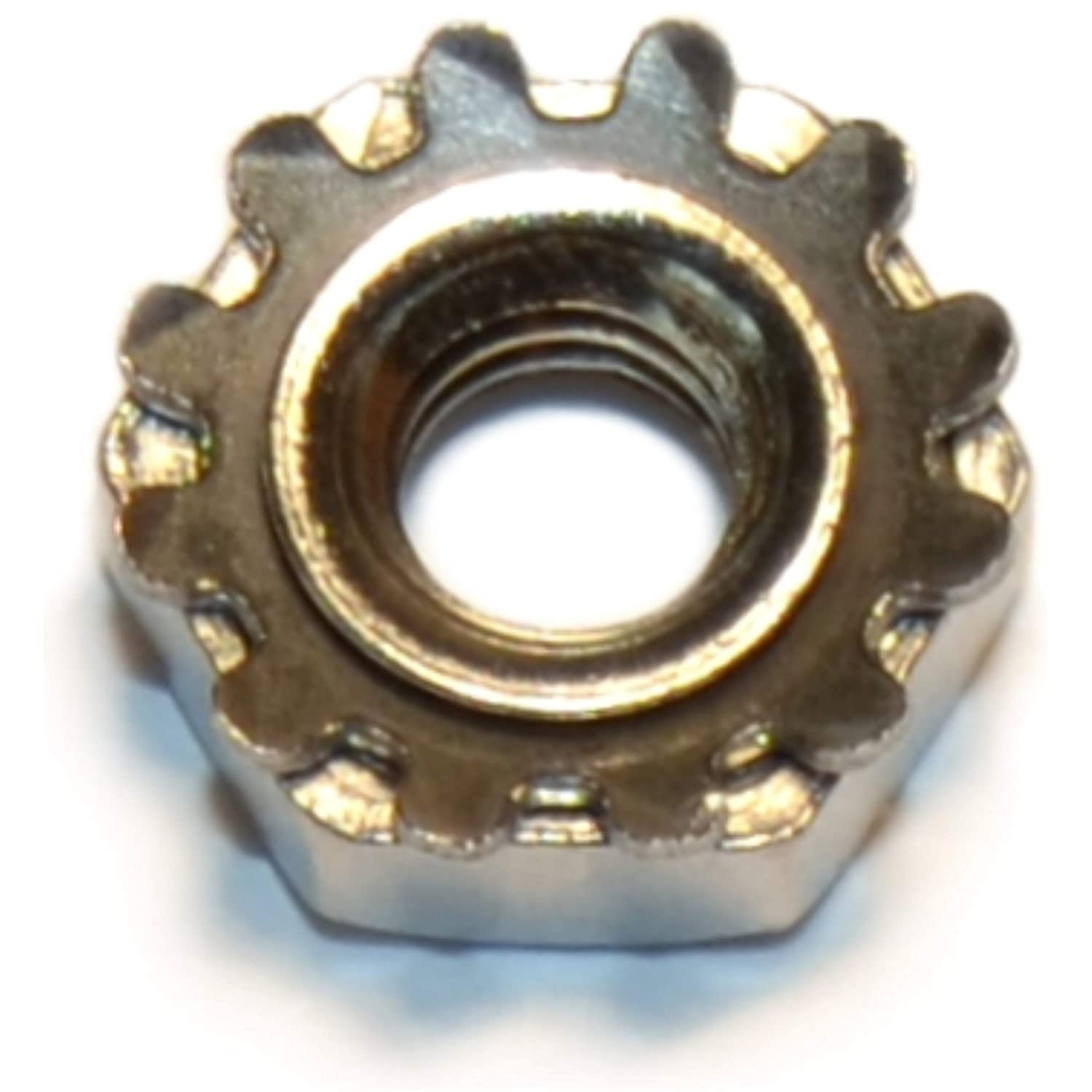 Hard-to-Find Fastener 014973448264 Keps Lock Nuts Piece-20 Midwest Fastener Corp 8-32