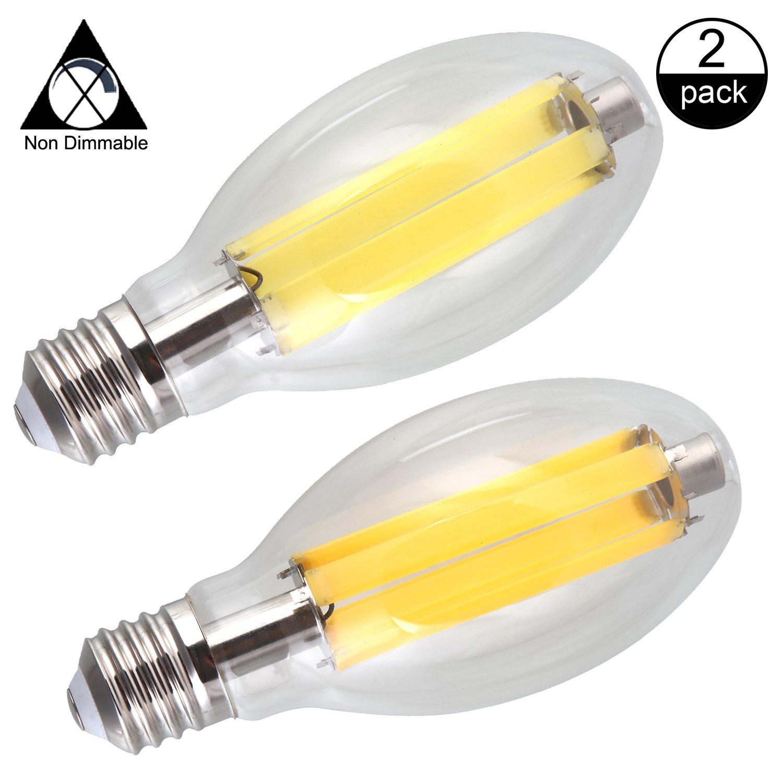 30/W-wh Lot de 2 Et90-30W-wh Zhongshan City Guzhen Aoshibao Lighting Factory ASE lumi/ère 30/W Et90/LED Ampoule /à filament faciles /à lampe halog/ène 250/W 5500/K 4000LM Et90